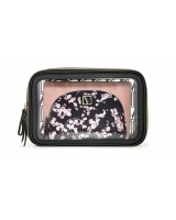 Косметичка 3 в 1 Victoria's Secret Beauty Bag Trio, Flowers