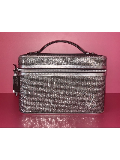 Косметичка-кейс Victoria's Secret Case, Silver