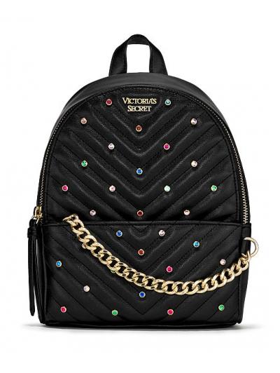 Рюкзак Pebbled V-Quilt Small City Backpack