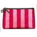 Косметичка-клатч из коллекции Victoria's Secret Message Sequin Beauty Pouch