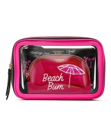 Косметичка 3 в 1  Graphic Beach Bum Backstage Nested Trio