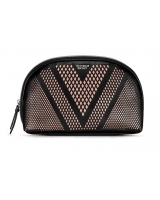 Косметичка Victoria's Secret Laser Glam Bag, Rose Gold