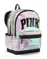 Рюкзак в паетках SEQUIN BLING CAMPUS BACKPACK