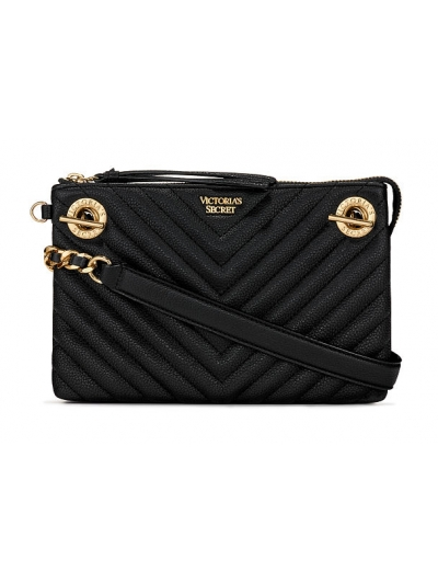 Сумочка V-Quilt Convertible City Crossbody Bag
