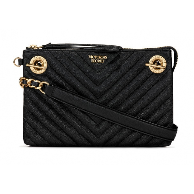 Сумка Victoria's Secret V-Quilt Convertible City Crossbody Bag