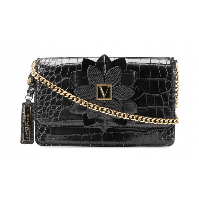 Сумочка кроссбоди Victoria's Secret The Victoria Medium Shoulder Bag Piton