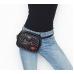 Сумочка Embellished Convertible City Crossbody Belt Bag
