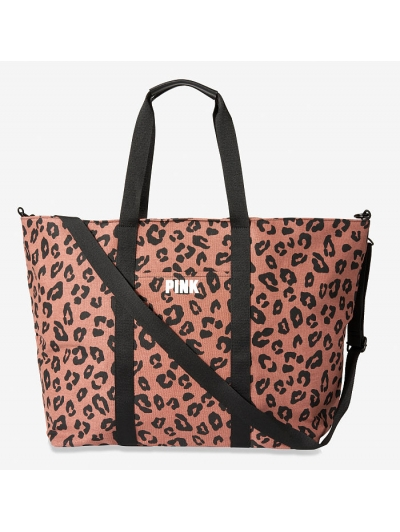 Сумка Victoria's Secret Pink Animal Print Tote