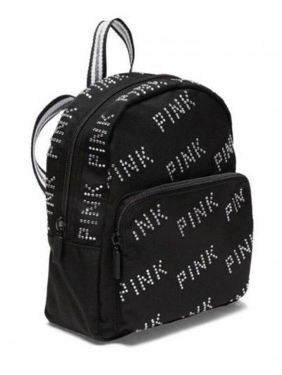 Рюкзак VS Pink Rhinestone Mini Backpack