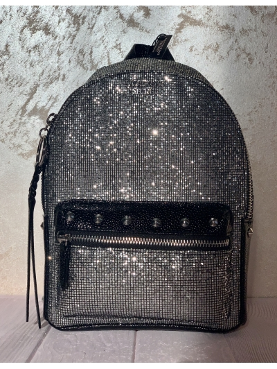 Рюкзак Victoria's Secret Sparkle Small City Backpack, Silver