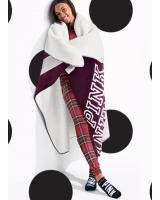 Плед  VICTORIA'S SECRET PINK Soft Sherpa Blanket