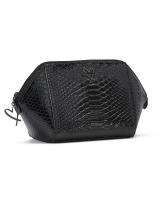Косметичка из коллекции Victoria's Secret Luxe Python Glam Bag