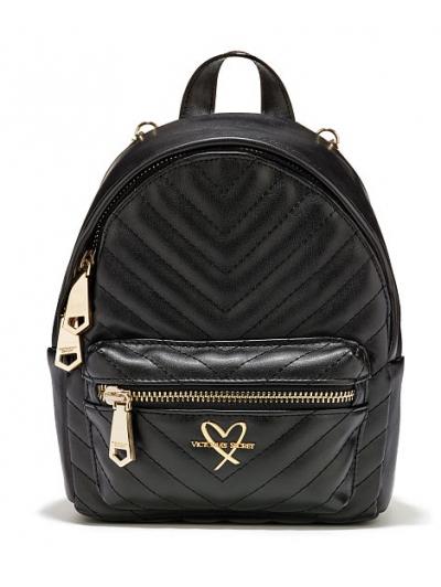 Рюкзак  Pebbled V-Quilt Mini City Backpack