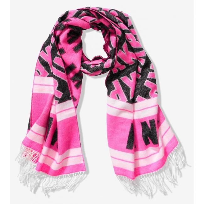 Шарф Victoria's Secret Pink Blanket Scarf