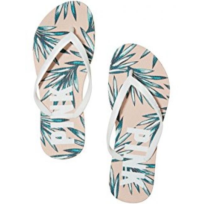 Пляжные шлёпанцы Flip-Flops от Victoria's Secret PINK