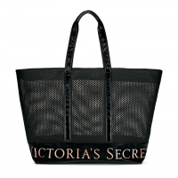 Сумка Victoria's Secret Victoria's Secret Fishnet & Lac Tote Bag