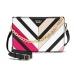 Сумочка Victoria's Secret Pebbled V-Quilt Crossbody, Multicolor