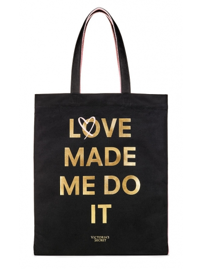 Сумка Victoria's Secret Love Tote