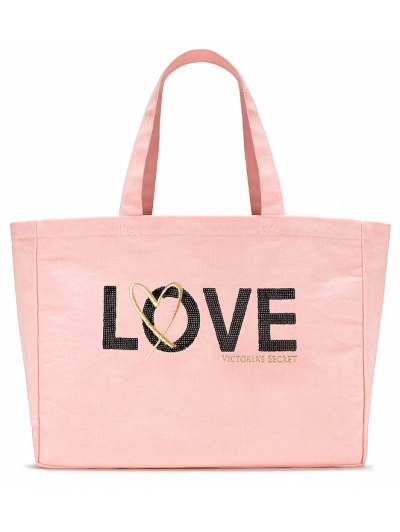 Сумка Victoria's Secret Love Tote Bag