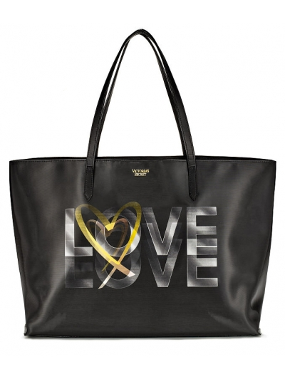 Сумка Victoria's Secret 3D LOVE Tote