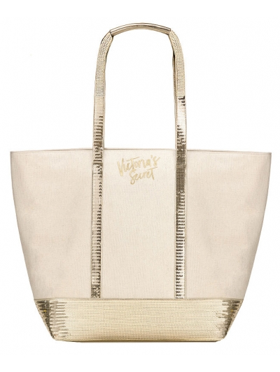 Сумка Victoria's Secret Beauty Sparkle Tote