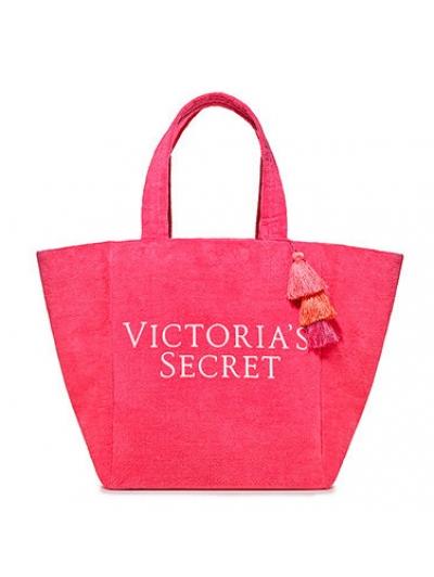 Махровая Сумка Victoria's Secret Tote