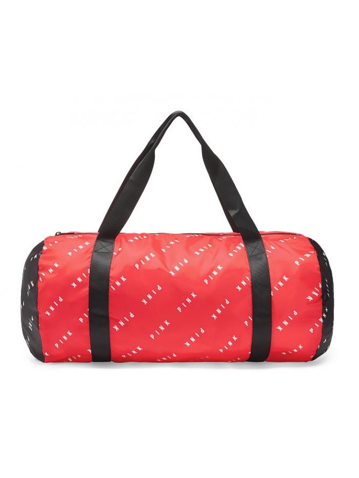 e14cba3a6eac Спортивная сумка PINK Packable Duffle