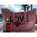 Сумка Victoria's Secret Love Tote Bag
