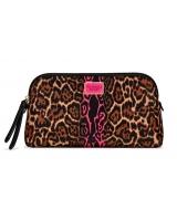 Косметичка из коллекции Victoria's Secret Wild Leopard Beauty Bag