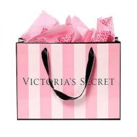 Пакет Victoria's Secret подарочный маленький
