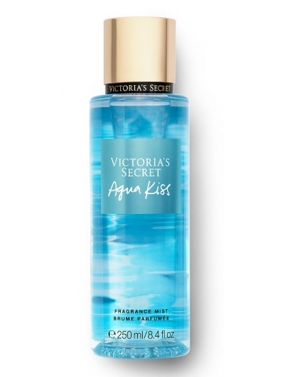 Спрей для Тела Victoria's Secret Aqua Kiss Fragrance Mist. New!