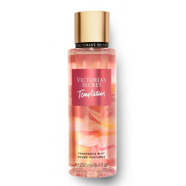 Спрей для Тела Victoria's Secret Temptation Fragrance Mist. New!