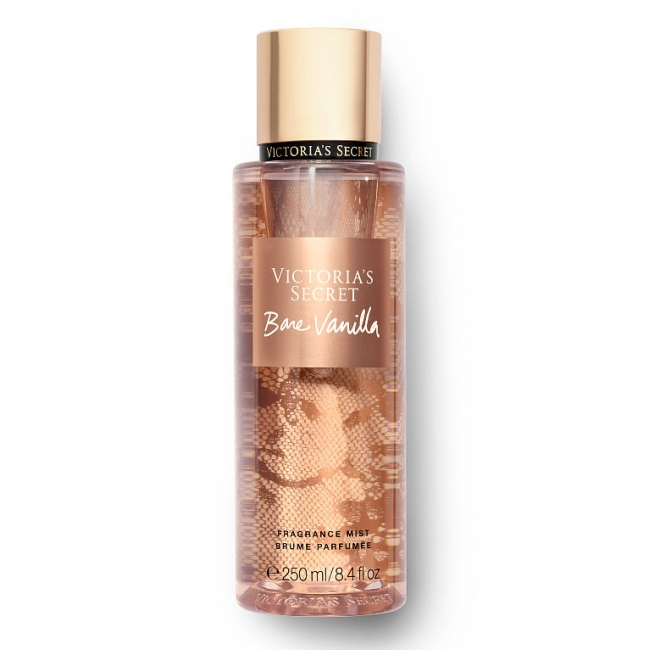 Спрей для Тела Victoria's Secret Bare Vanilla Fragrance Mist. New!