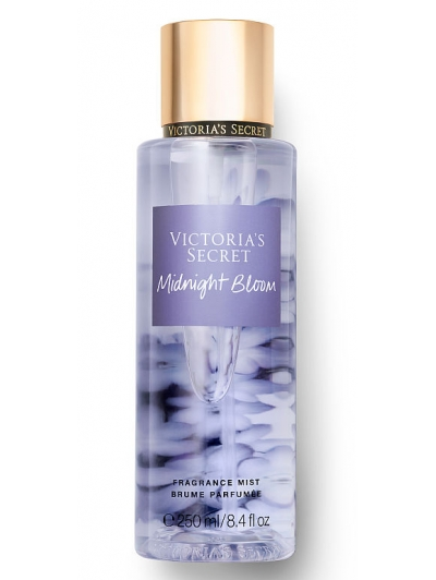 Спрей для Тела Victoria's Secret Midnight Bloom Fragrance Mist. New!
