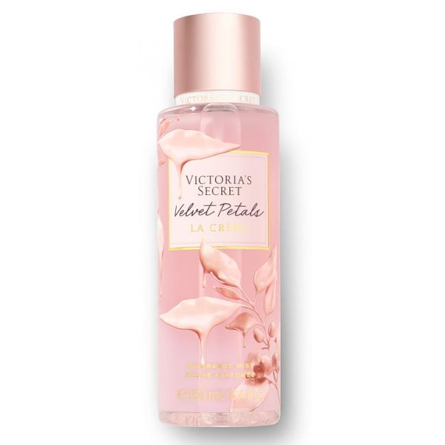 Спрей для тела Velvet Petals La Crème Fragrance Mist, тёплый аромат