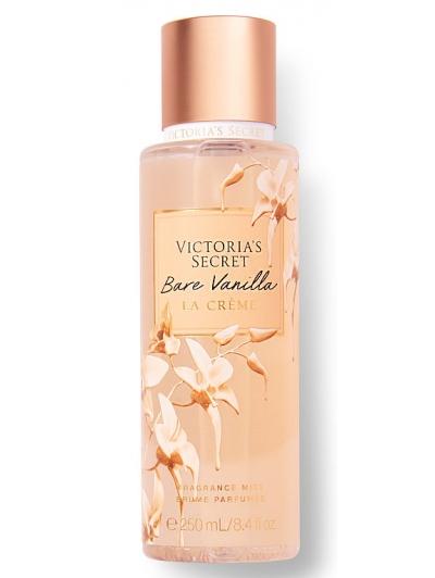 Спрей для тела Bare Vanilla La Crème Fragrance Mist, тёплый аромат