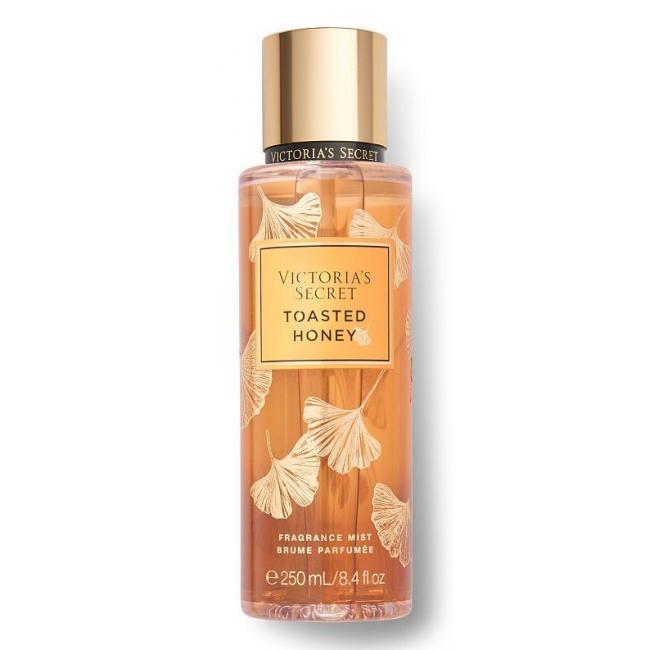 Спрей для тела Victoria's Secret Toasted Honey Fragrance Mist, 250 ml