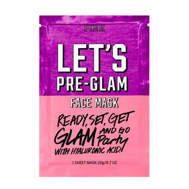 Маска для Лица Victoria's Secret PINK Let's Pre-Glam Face Mask