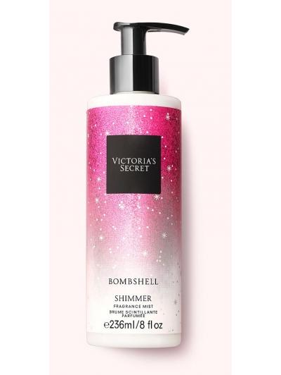 Парфюмированный Лосьон с блёсточками Victoria's Secret BOMBSHELL Shimmer Fragrance Lotion