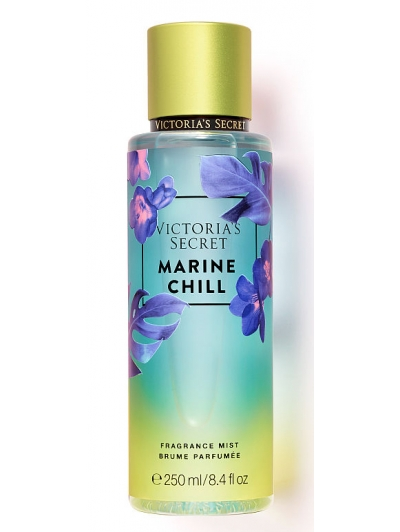 Спрей для Тела Victoria's Secret Neon Botanicals Fragrance Mists. Marine Chill