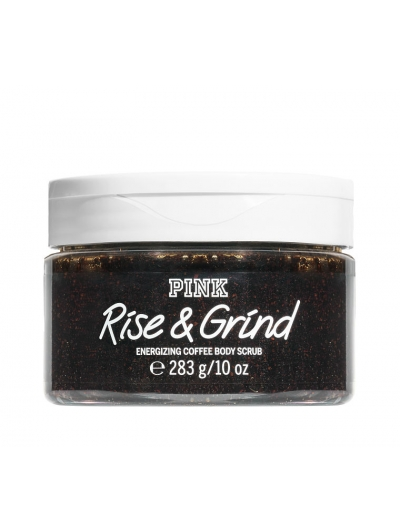 Скраб для тела PINK RISE & GRIND ENERGIZING COFFEE SCRUB