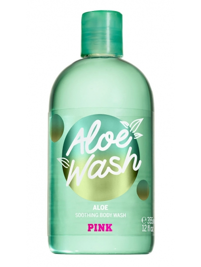 Гель для душа Victoria's Secret  Aloe Body Wash