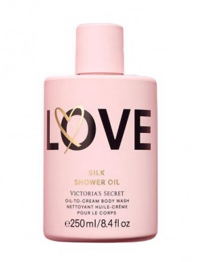 Гель-масло для душа Victoria's Secret Love