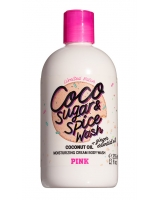 Мыло для душа Victoria's Secret Pink Coco Sugar & Spice Body Wash