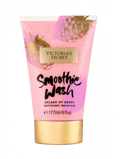 Гель-скраб для тела Victoria's Secret  Juiced Fragrance Smoothie Wash Splash Of Berry