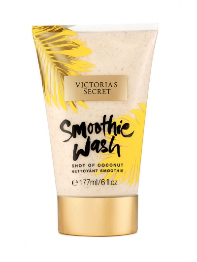 Гель-скраб для тела Victoria's Secret  Juiced Fragrance Smoothie Wash Coconut