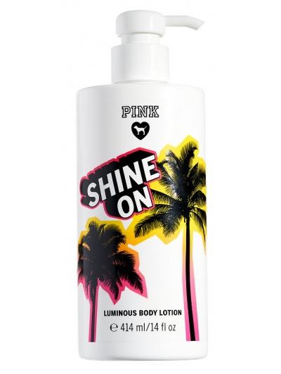 Лосьон с эффектом мерцания Victoria's Secret Shine On Luminous Body Lotion