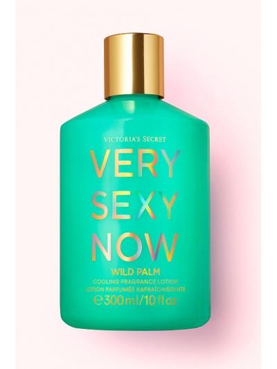 Парфюмированный Лосьон Victoria's Secret Very Sexy Now Wild Palm Cooling Fragrance Lotion