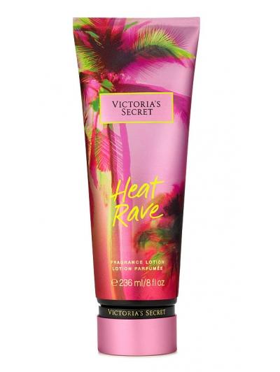 Увлажняющий лосьон для тела Victoria's Secret Heat Rave Hot Summer Nights Fragrance Lotions