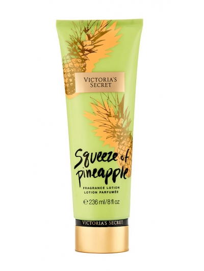 Увлажняющий лосьон для тела Victoria's Secret  Juiced Fragrance Lotion Squeeze Of Pineapple